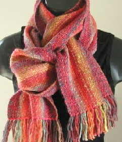 Treeditions' Hand Woven Scarf