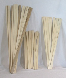 Treeditions' Maple Warping Sticks
